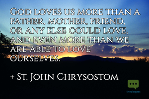 chrysostom love